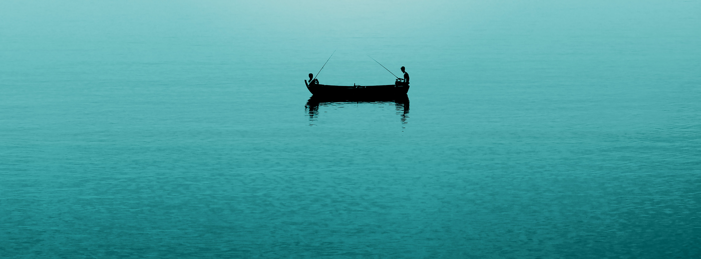 Im selben Boot und doch allein